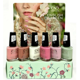 Display lac unghii saptamanal CND Vinylux English